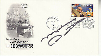 - MIKE DITKA hand signed 1997 autographed FDC first day of issue FDOI ] ( football