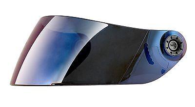 Original Shark Visier Blauverspiegelt  für S600/S650/S700/S800/S900 + OpenLine