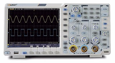 Owon Xds3202a 200mhz 1gss Oscilloscope Multi-meterwaveform Generator Touch