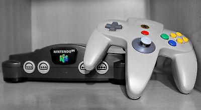 An der Grenze zum Retro-Dasein: Das Nintendo 64 bietet viele Spiele-Klassiker (Foto: Marcelo deOliveira (CC BY 2.0))