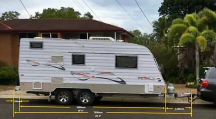 New Age Big Red 17 Series Caravan Yatala Gold Coast North Preview