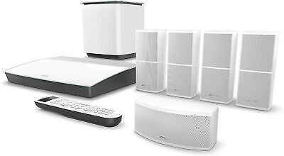 Bose Lifestyle 600 Home Theater System with Jewel Cube Speak
