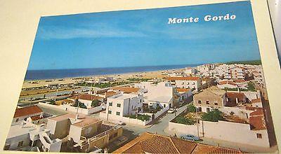 Portugal Algarve Monte Gordo Partial View 1161 Comer - used 1972