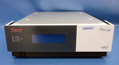 Thermo Scientific Dionex UltiMate 3000 Pump HPG-3400RS Trascend II 5040.0047