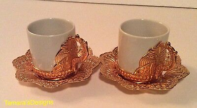 Turkish Coffee Set, Coffe Cups,