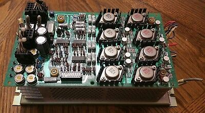 Mitsubishi Indexer Pc Board Xa8a Bn624a071a With Tdk 011gb Power Supply