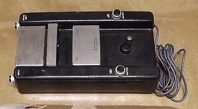 Storz Urban Surgical Microscope Controller Pedal Us-1 Controller Model M605