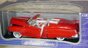 1/18 scale 1955 Crown Victoria and 1953 Eldorado