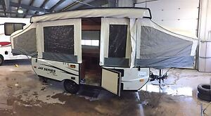 2015 Jayco tent trailer for rent