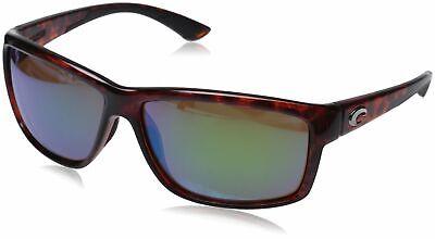 Green Plastic Sunglasses (Costa Del Mar Mag Bay Sunglasses, Tortoise/Green Mirror)
