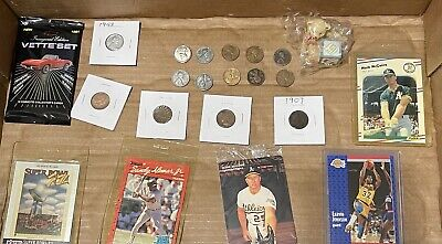 Coin Junk Drawer Lot Miscellaneous
