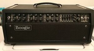 Mesa Boogie Mark V with 1-12 open cabinet for sale.
