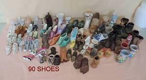 90 Minature shoe collection. Murray Bridge Murray Bridge Area Preview