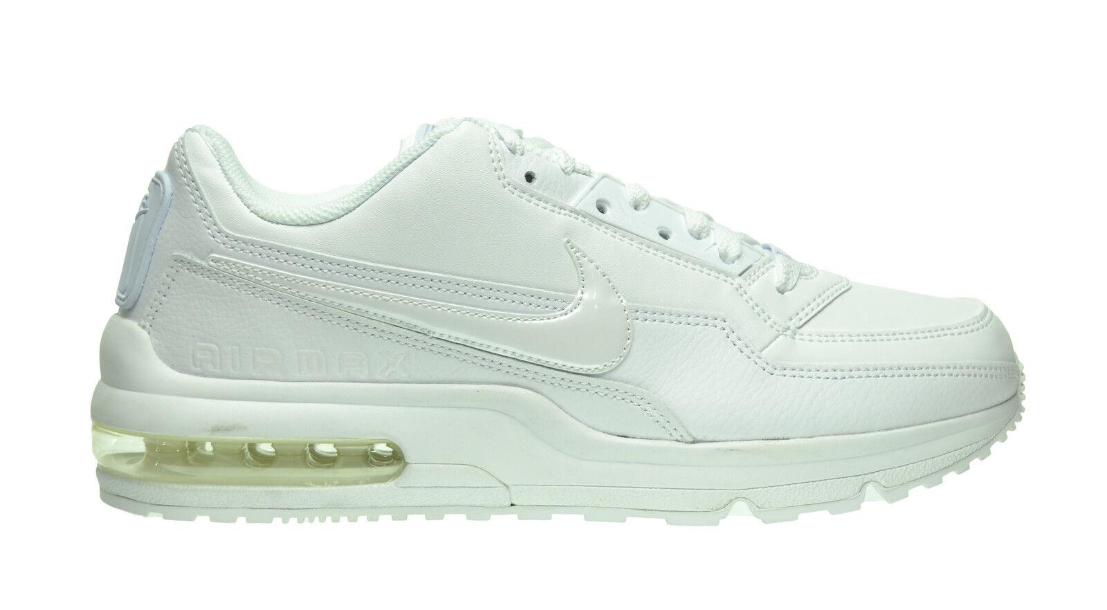 9243129515734 Nike Air Max Ltd Mens White Navy Silver