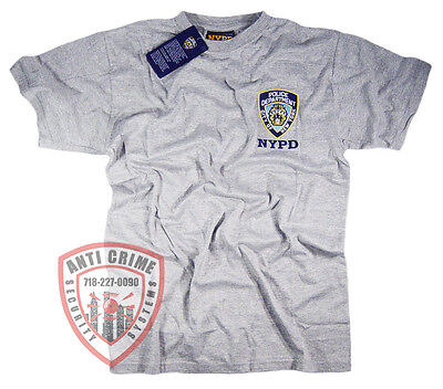 Nypd T-shirt Officially Licensed By The York City Police Department