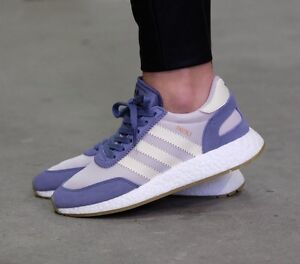 Adidas Lilac Iniki W US5.5. Nmd, Ultra Boost Toorak Stonnington Area Preview