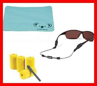 Croakies Arc Endless Eyewear Wire Retainer Modular Floating Sunglass Strap W (Wire Croakies)