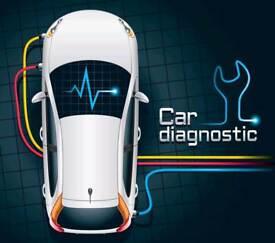 Car Diagnostics (All Manufacturers)