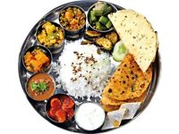 Indian Tiffin Service (Weekends Only)