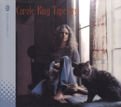 Carole King Tapestry #D Ltd Ed Single-Layer Multi-Channel & Stereo SACD -