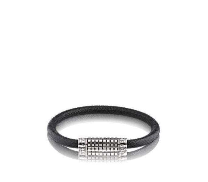 edf6f65eec4c Louis Vuitton Mens Digit Braclet.  150 Negotiable. Currumbin QLD. MEN S  DIGIT BRACLET Authentic. The Digit bracelet for men in Louis Vuitton s  classic Taiga ...