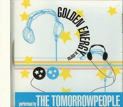 The Tomorrowpeople    Golden Energy   Cd   Used