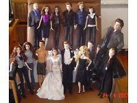 Looking for Twilight Saga Barbie dolls - Victoria, Jane, Alice, Rosalie, Esme.