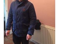 Men's Fred Perry coat immaculate condition