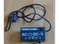 POWER SUPPLY FOR PEDALS