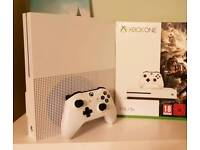 Xbox One S 1TB Boxed in excellent condition