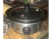 3.5 let slow cooker - like new