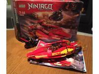 Lego Ninjago set 70638 Fire Ninja Kai Katana V11 Boat