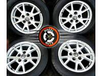 "##CHEAP## 16"" Genuine Vauxhall Insignia alloys good tyres."