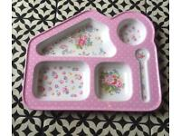 Cath Kidston plate