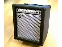35W Gear4Music Electric Guitar Amp with Reverb and Distortion Like New