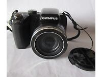 Olympus SP- 82OUZ Bridge Camera.