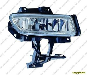 Fog Light Driver Side Hatchback High Quality Mazda 3 2007-2009