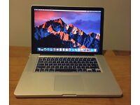 """Apple MacBook Pro 15"""" 2.4GHz Intel Core i5 4GB 320GB (Mid 2010)"""