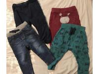Baby Boy Trousers 12-18 months
