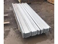 🔨 BOX PROFILE GALVANISED ROOF SHEETS > 2.4M
