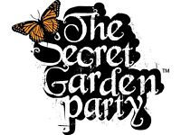 2 x Secret Garden Party 2017 tickets for sale