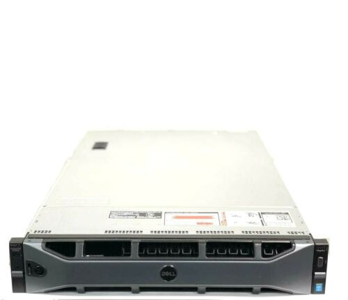 Dell PowerEdge R730xd Xeon E5-2680v3 2.50Ghz 24 Cores 256GB RAM No HDD