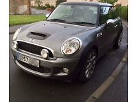 2007 MINI COOPER S JOHN COOPER WORKS 1.6 TURBO - TOP SPEC - PANO ROOF - 6 SPEED - 17 ALLOYS SPORT