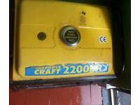 Generator good condition