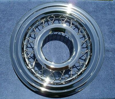 56 Chevy Wire Wheel Covers *NEW* 1956 Chevrolet