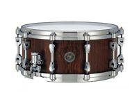 tama starphonic bubinga snare drum 14x6 brand new
