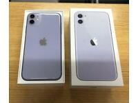 iPhone 11 64GB Unlocked Purple Refurbished VGC