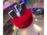 Raw Drum Company Fine Cymbal Felts (10 Pack)
