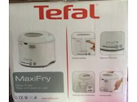 New Tefal Maxifry Deep Fryer