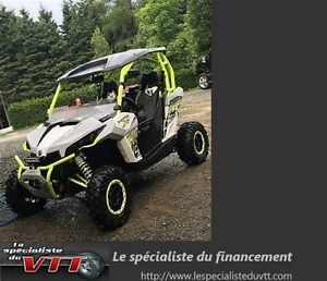 2015 can-am Maverick 1000R Turbo X DS -